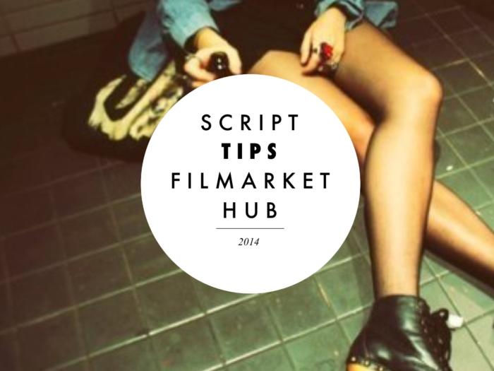 #ScriptTip – El story line del guión de tupelícula